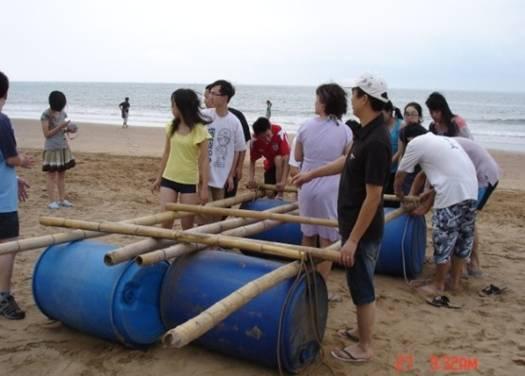 海岛计划之沙滩嘉年华-产品展示 - 金华智博企业管理